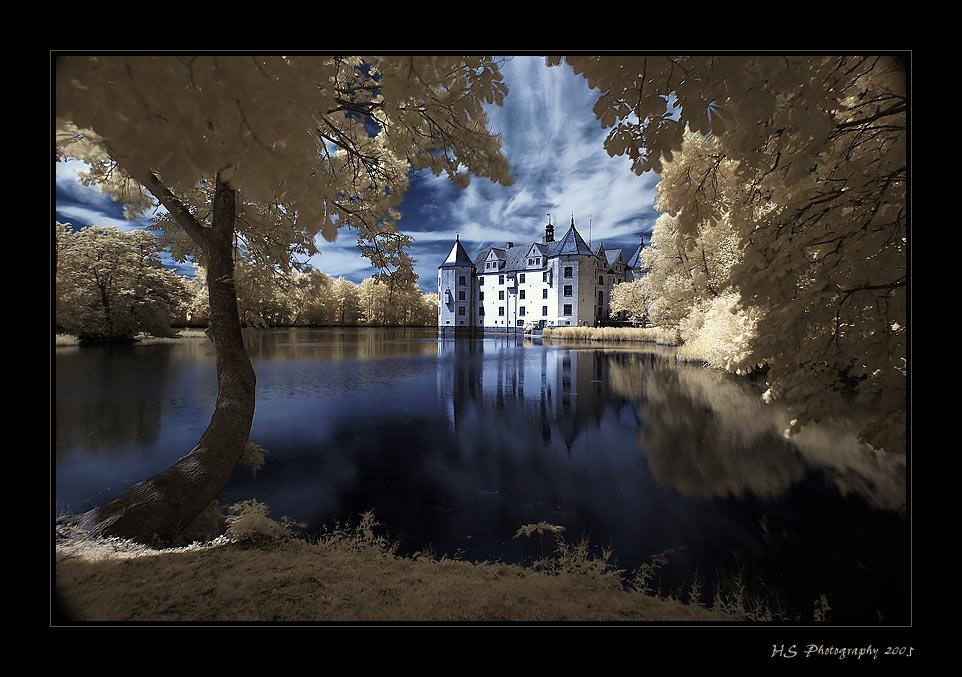 - Wasserschloss Glücksburg (IR) -