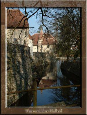 Wasserschloss Hallwil