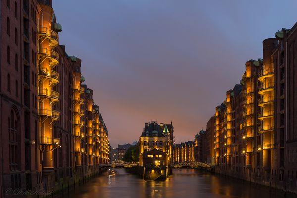 Wasserschloss Hamburg 2016