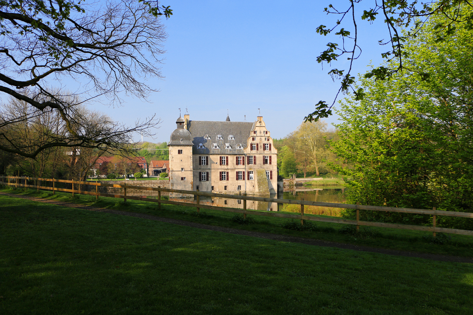 Wasserschloss Haus Bodelschwingh