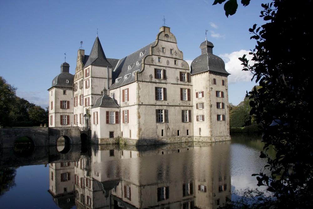 """Wasserschloss """"Haus Bodelschwingh"""""""