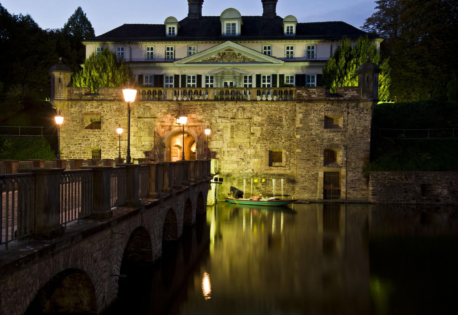 Wasserschloss in Bad- Pyrmont