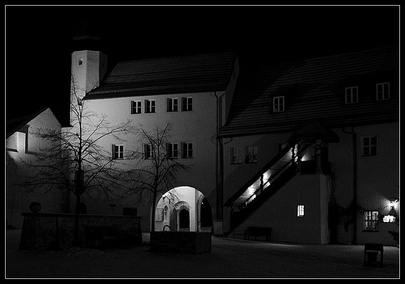 Wasserschloß Klaffenbach 1 (Torgebäude)