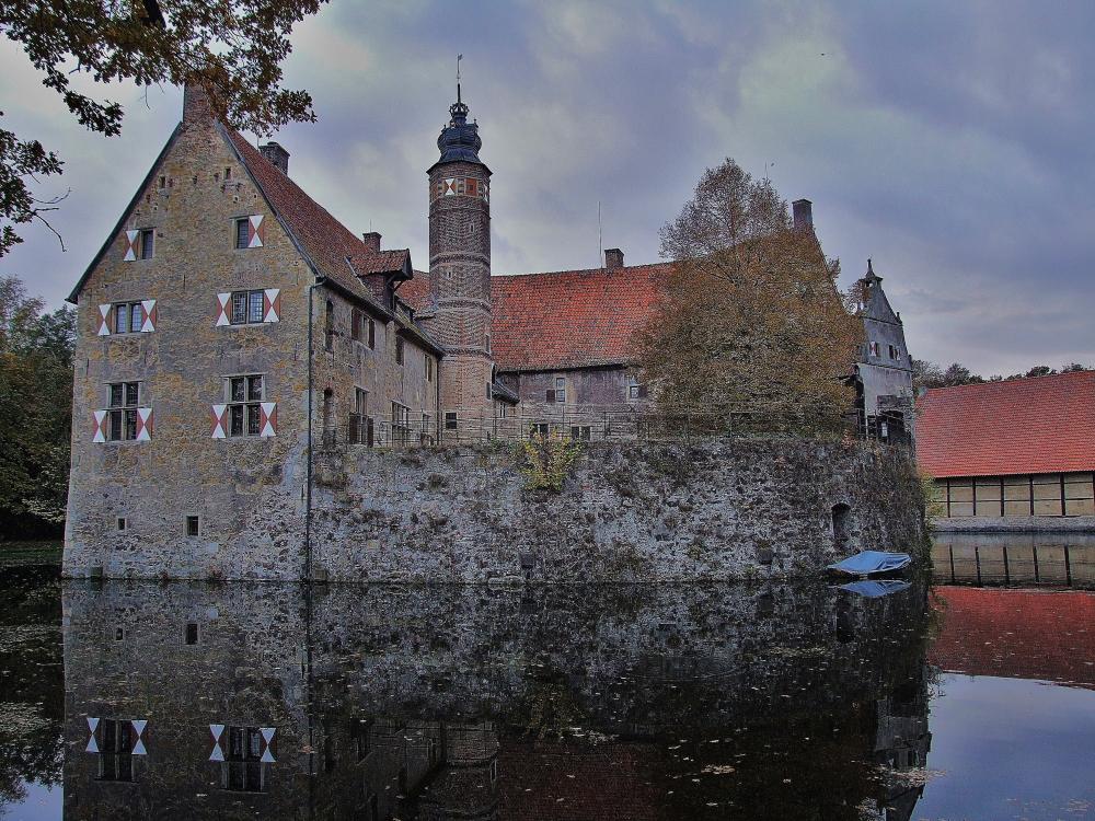 Wasserschloß Lüdinghausen
