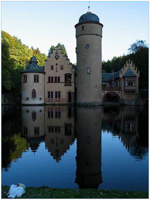 Wasserschloss Mespelbrunn...