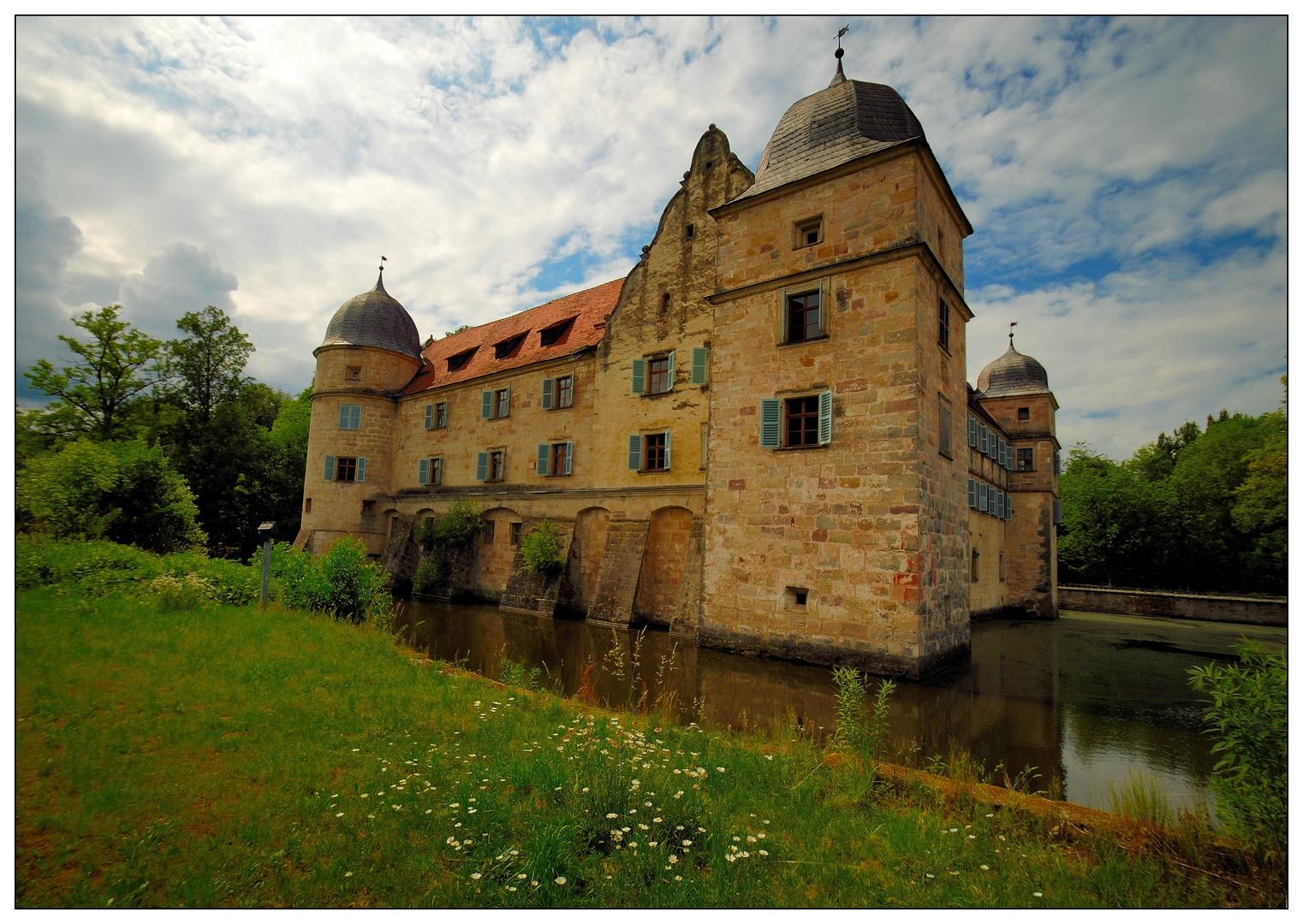 - Wasserschloss Mitwitz -