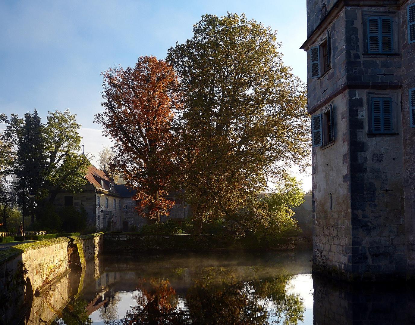Wasserschloss Mitwitz - Torhaus
