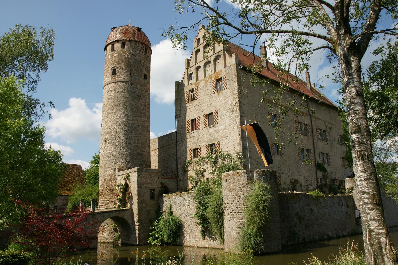 Wasserschloss Sommersdorf