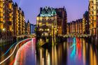 Wasserschloss Speicherstadt Hamburg