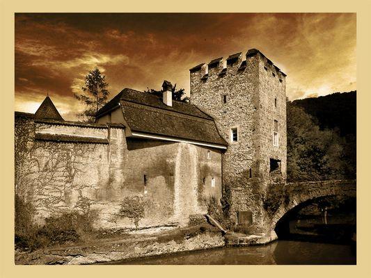 Wasserschloss Zwinngen