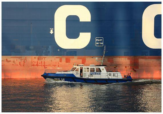 Wasserschutzpolizei Hamburg