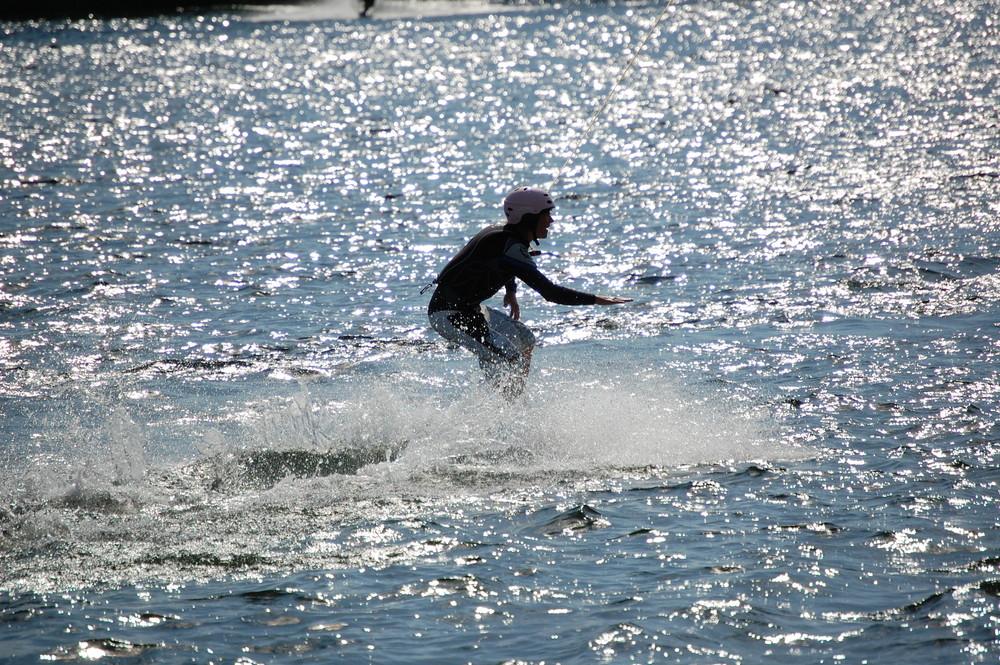 Wasserski ganz easy