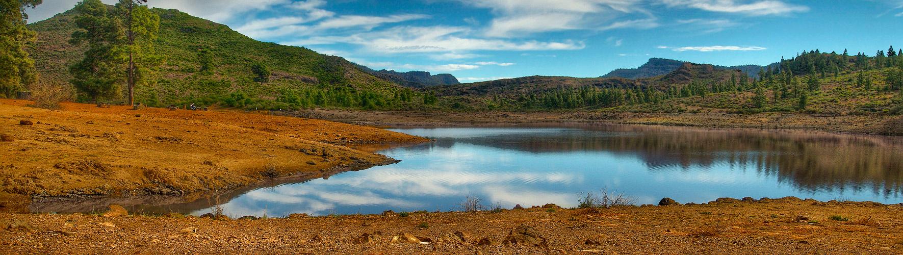Wasserspeicher im Norden Grans