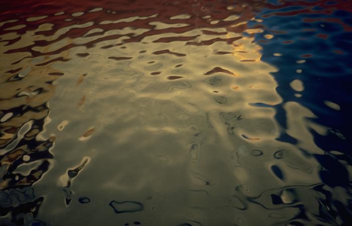 Wasserspiegelung Zwei