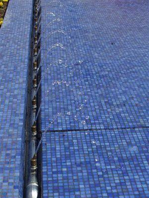 Wasserspiele auf der IGA