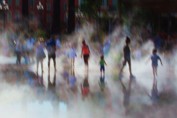 Wasserspiele III