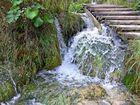 Wasserspiele im Nationalpark Plitwitzer Seen