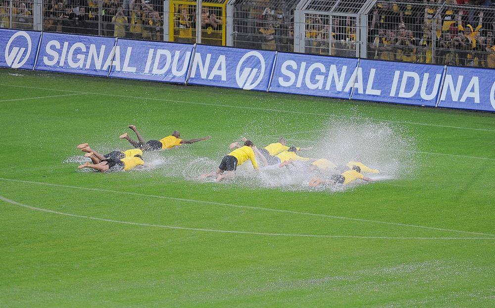 Wasserspiele in Dortmund 2