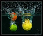 Wasserspiele mit Früchten #01