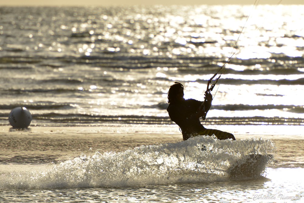 Wassersport ...