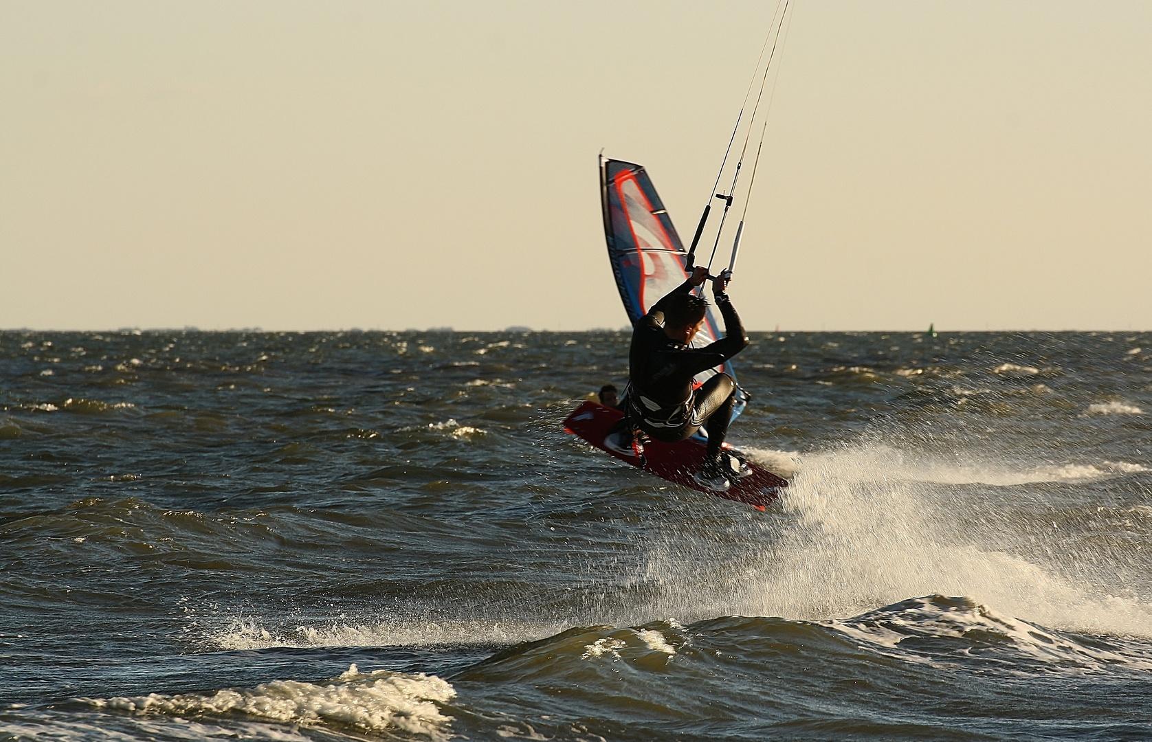 Wassersport bei Sylt