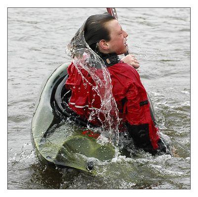 Wassersport ist nasser Sport