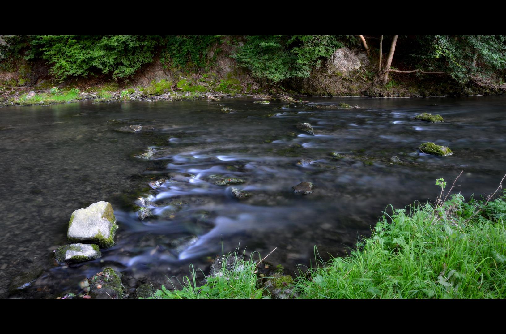 Wasserspuren