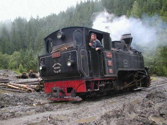 Wassertalbahn in Rumänien