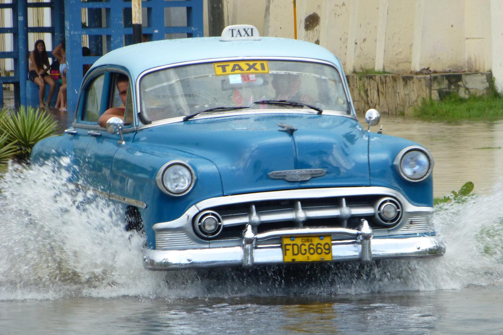Wassertaxi - Cienfuegos