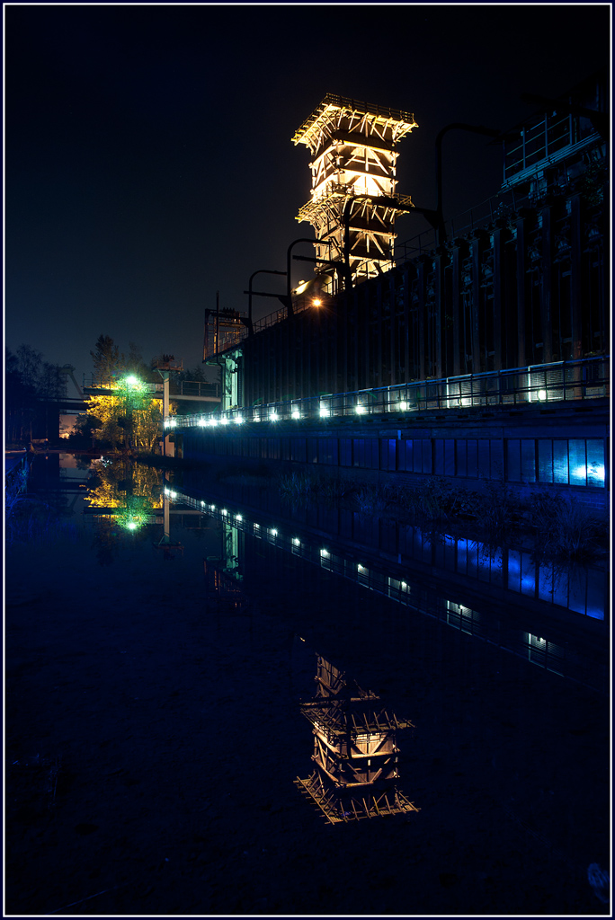 Wasserteich (Kokerei Hansa, Dortmund)