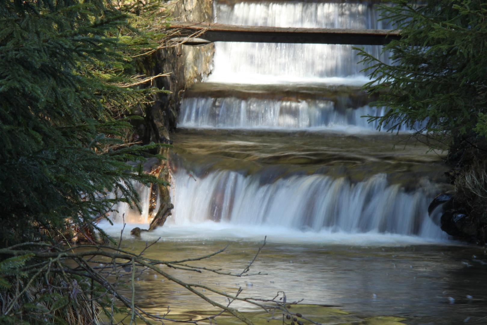 Wassertreppe 1