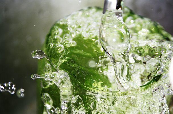 Wassertropfenspiel