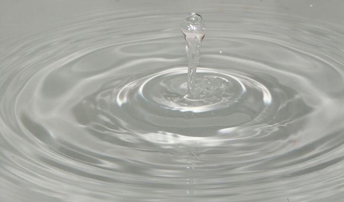 Wassertrophäe