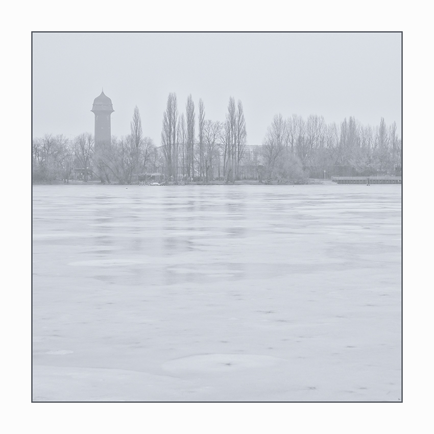 """Wasserturm am Ostkreuz"""
