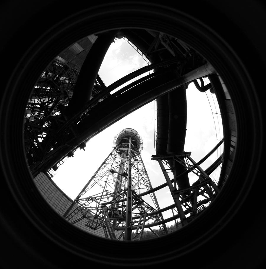 Wasserturm an der Jahrhunderthalle