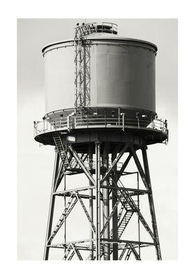 Wasserturm an der Jahrhunderthalle in Bochum