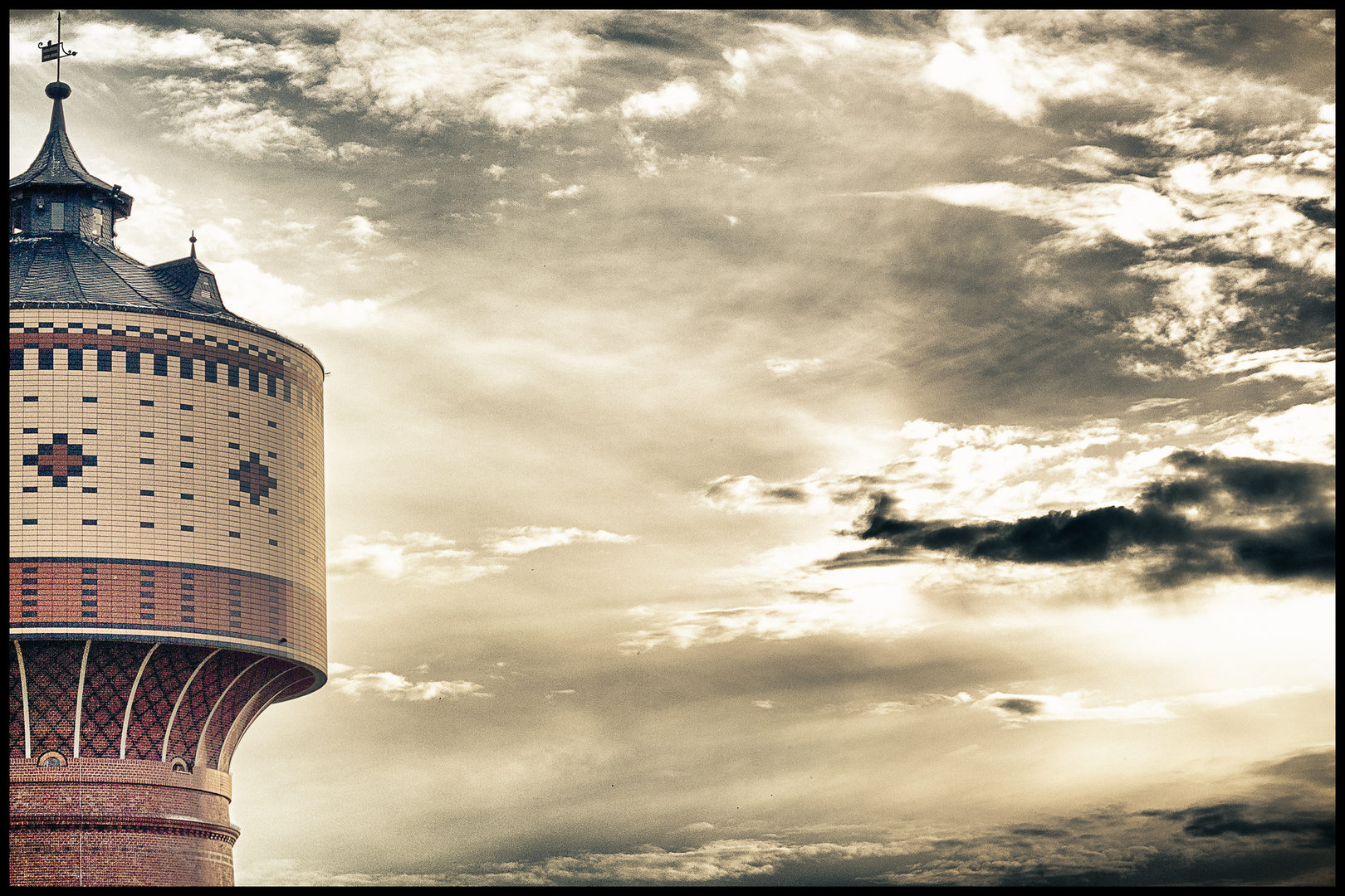 Wasserturm bei Mittweida 2