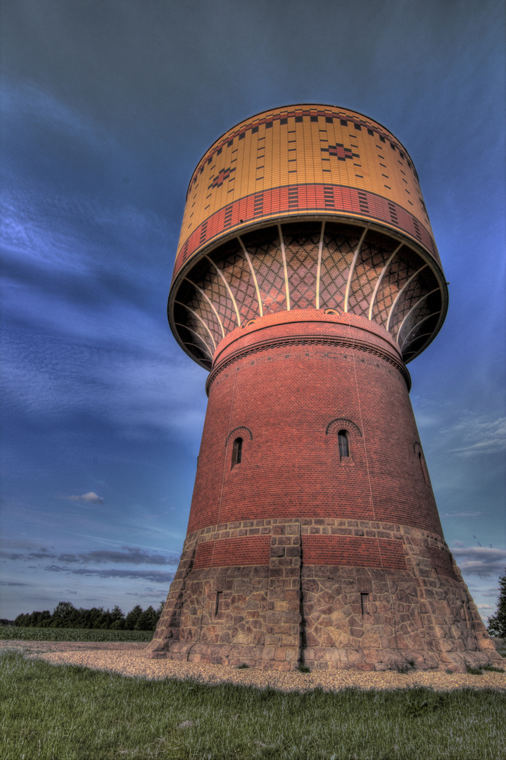 Wasserturm bei Mittweida