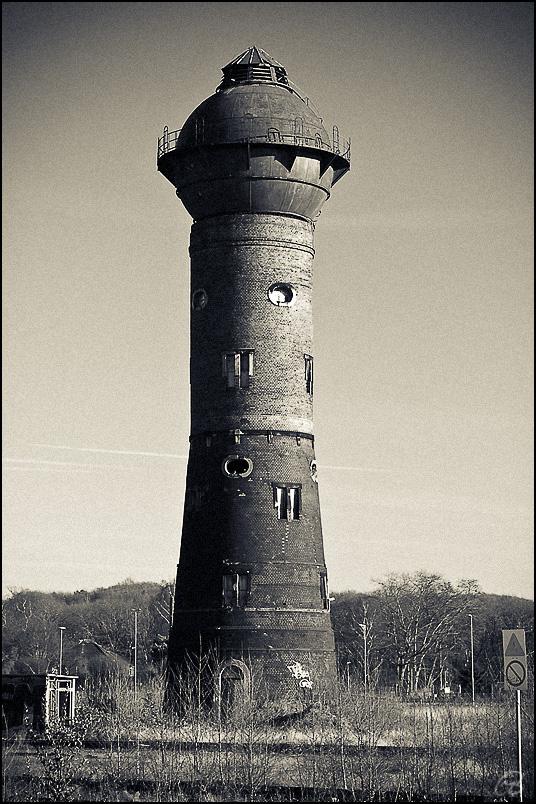 Wasserturm Du-Wedau