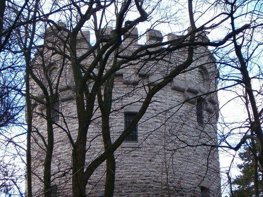 Wasserturm im Herzberg - Peine