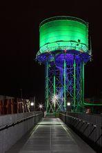 Wasserturm im Rheinpark Duisburg