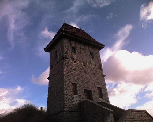 Wasserturm in Alsleben