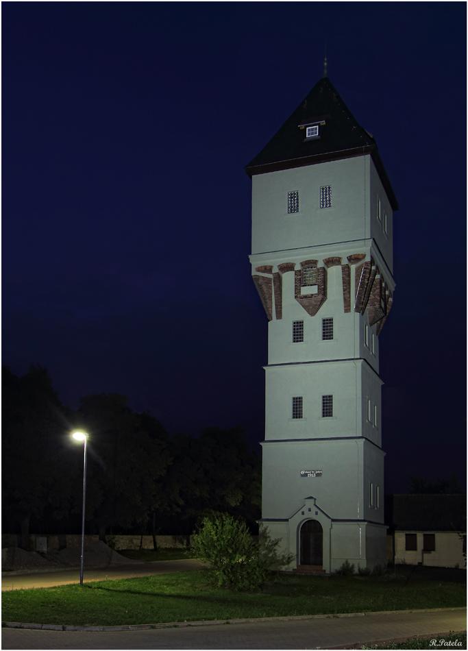 Wasserturm in Groß Börnecke