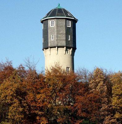 Wasserturm in Remscheid-Lüttringhausen