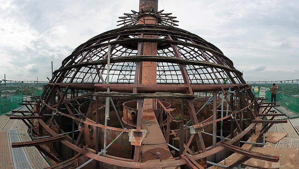 Wasserturm in Salbke