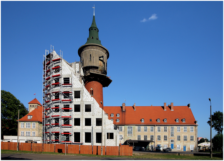 Wasserturm in Szczytno