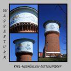 Wasserturm Kiel-Neumühlen-Dietrichsdorf