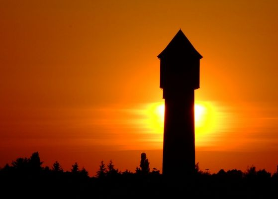 Wasserturm Löderburg