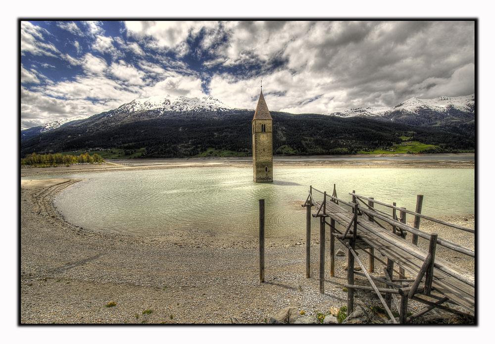 Wasserturm & Sprungbrett