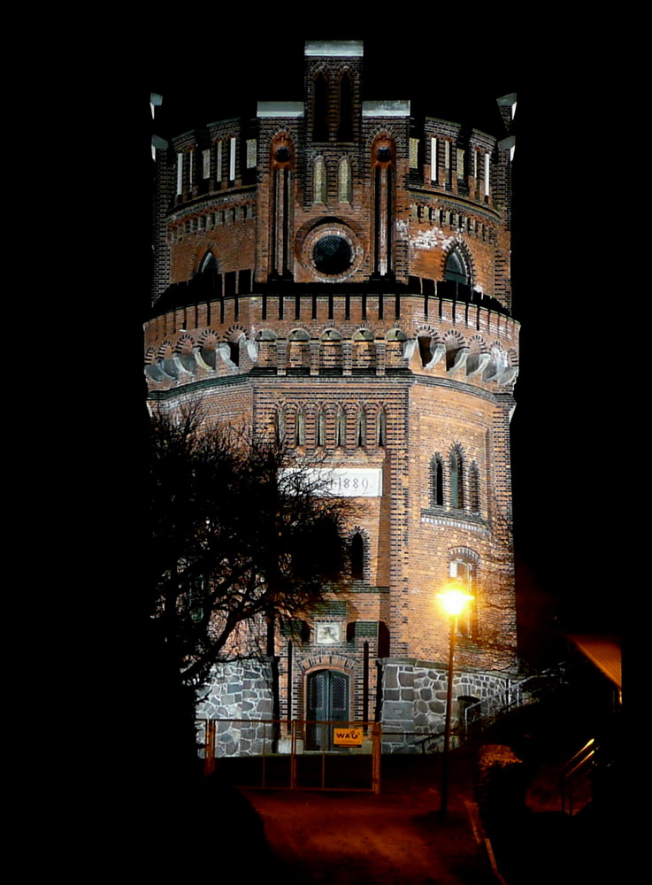 Wasserturm von 1889